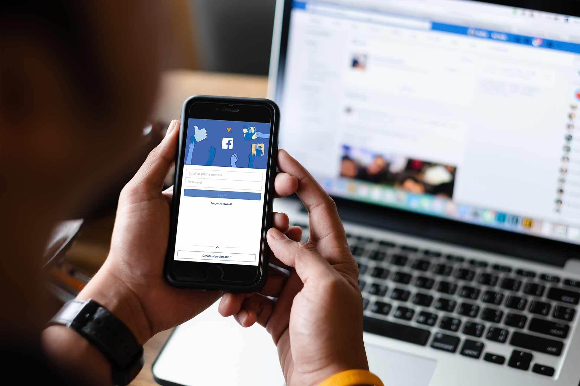 Declarar IVA Facebook ads